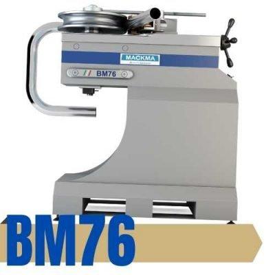 BM76 Rotary Draw Bending Machine